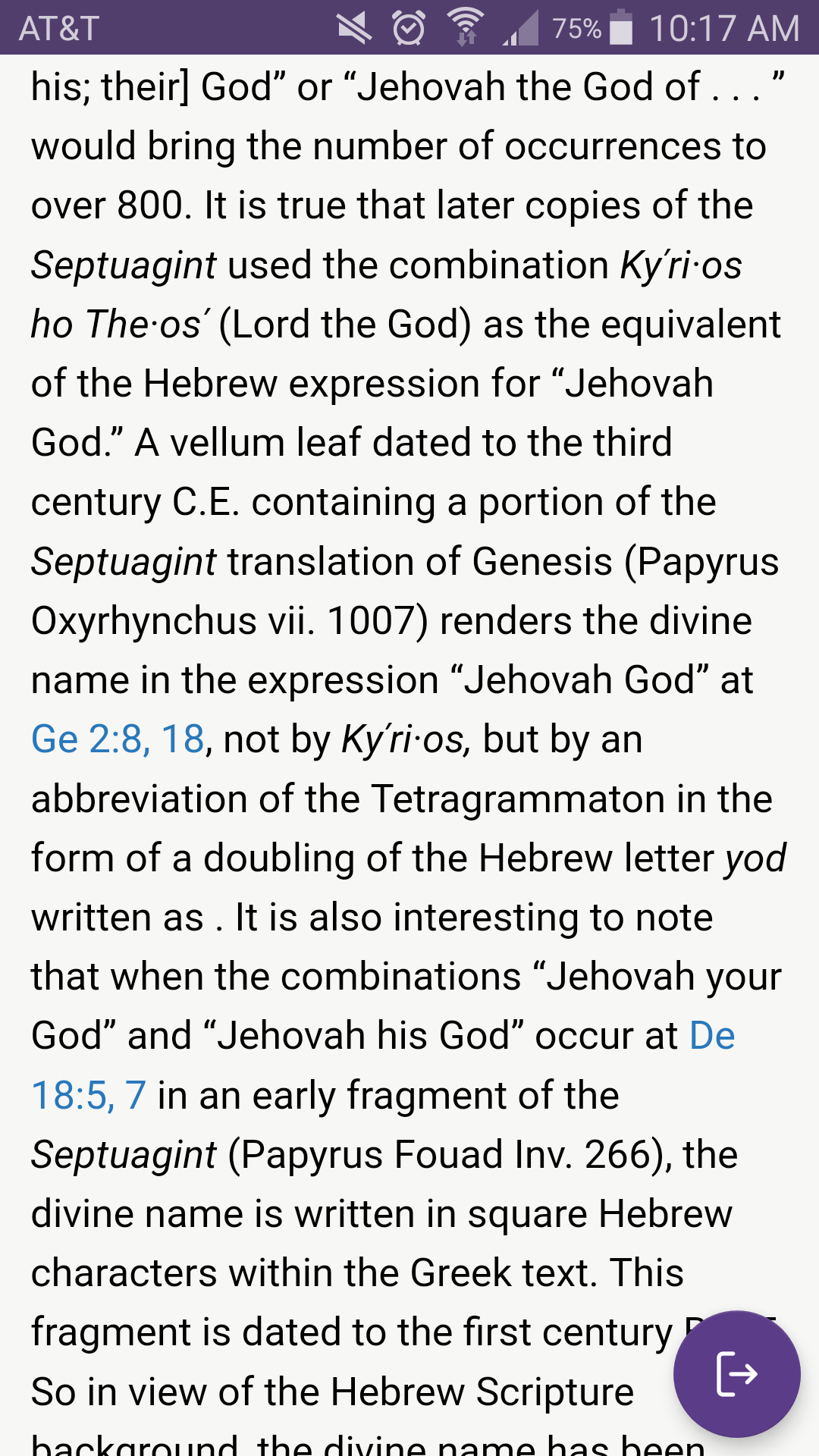 Updates to JW Library (iOS, Android, Windows) - Page 120