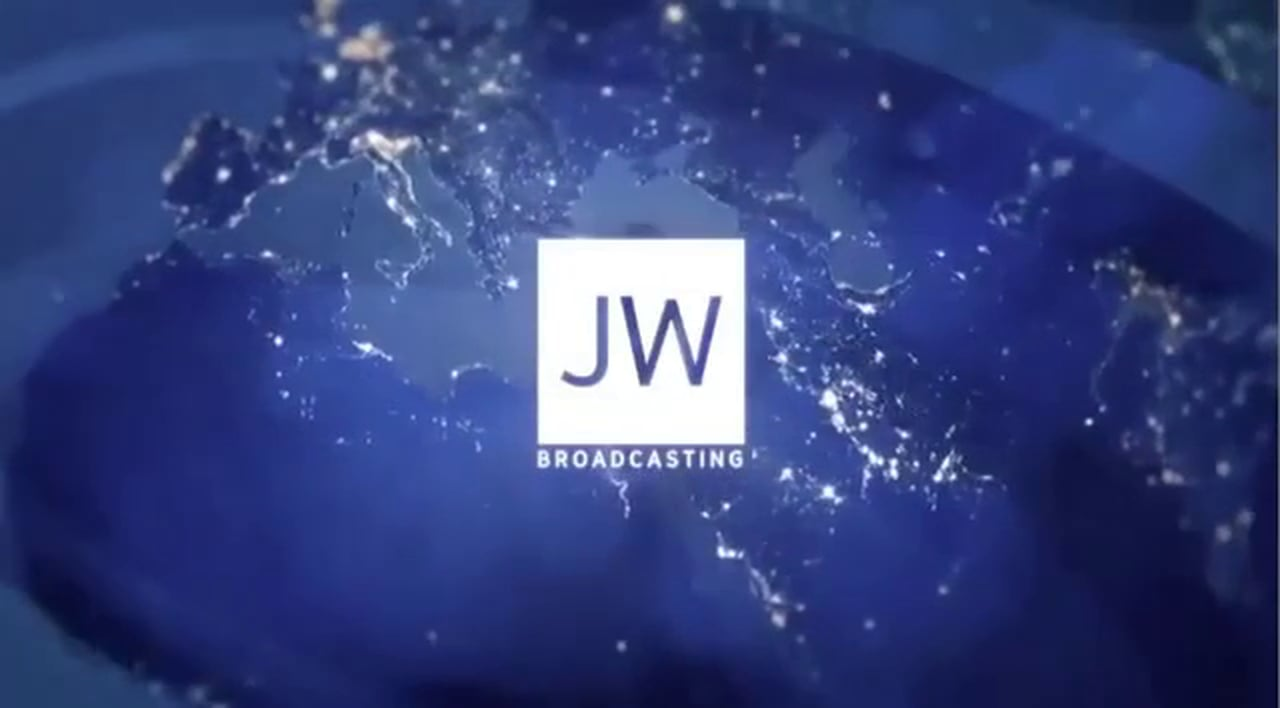 JW Broadcasting for April 2018