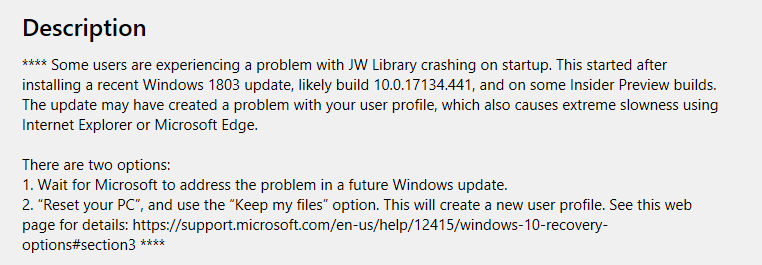 Library app crashing - Computers, Tablets, Mobile Devices, & Apps
