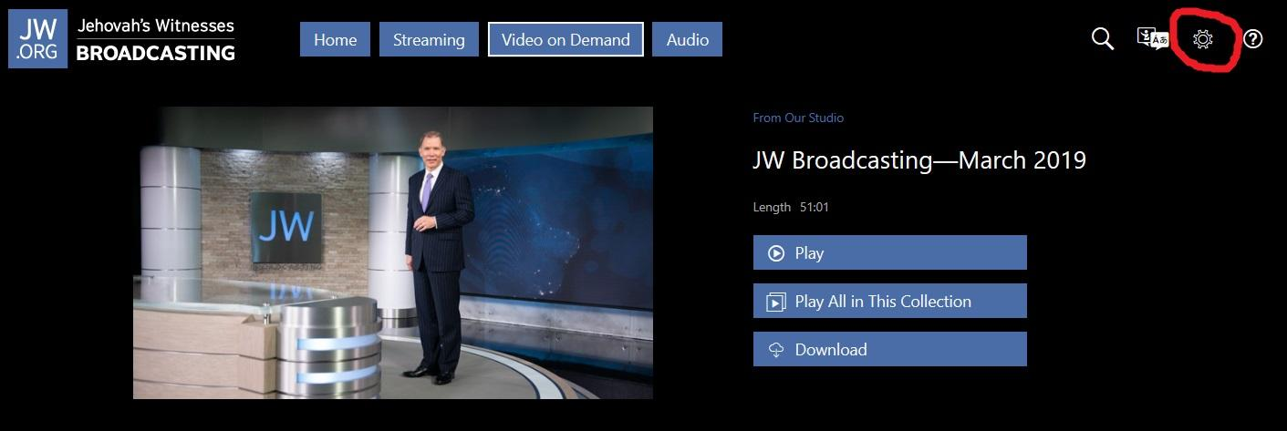 Ammco bus : Jw broadcasting 2019 march